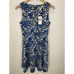 Michael Kors Sleeveless Midi Dress Size 4